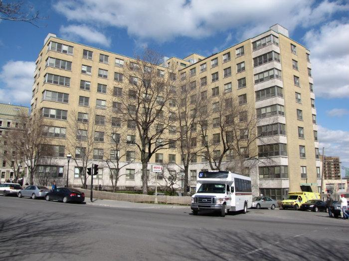CHUM Notre-Dame Hospital - Greater Montreal Area