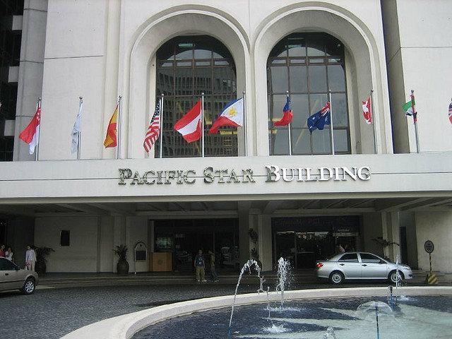 Pacific Star Building Map Pacific Star Building   Makati