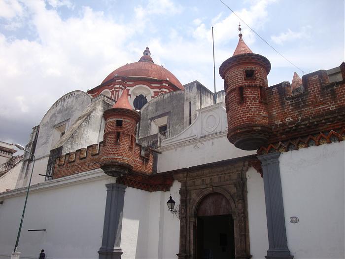 Antigua penitenciaria estatal