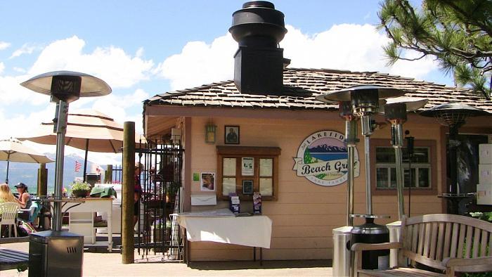 Lakeside Beach Grill