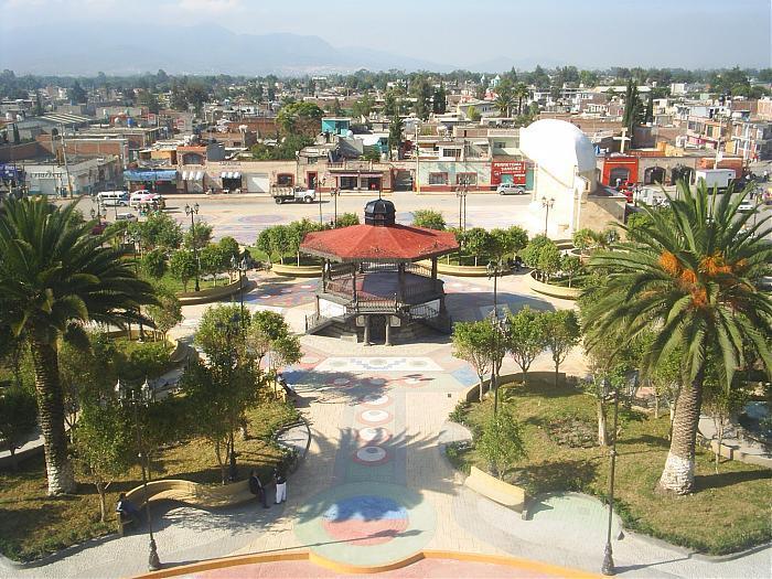Plaza Hidalgo Greater Mexico City