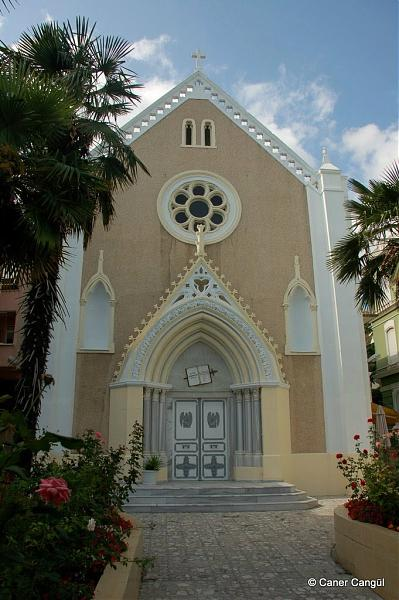 Surp Boğos Ermeni Katolik Kilisesi - İstanbul