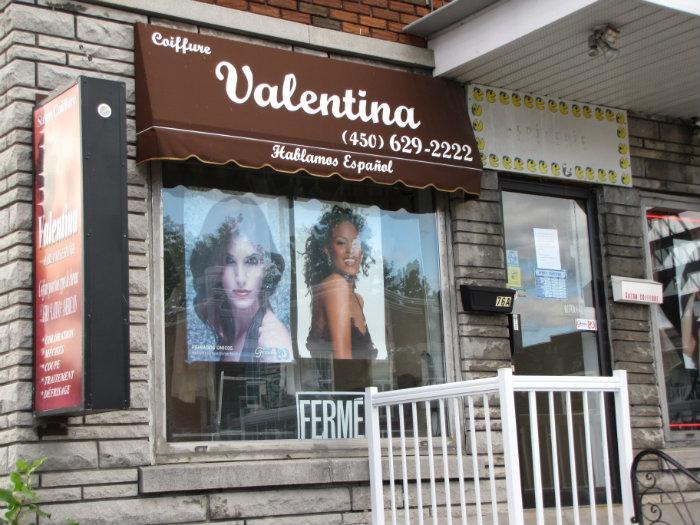 Salon de Coiffure Valentina - Communauté Métropolitaine de ...