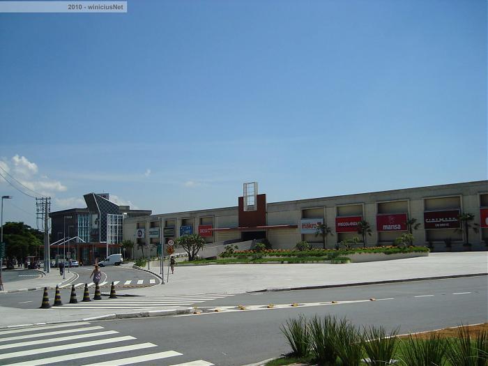 6d7bae50b Shopping União de Osasco - Osasco