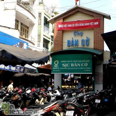 Chợ Bàn Cờ, quận 3, TP.Hồ Chí Minh