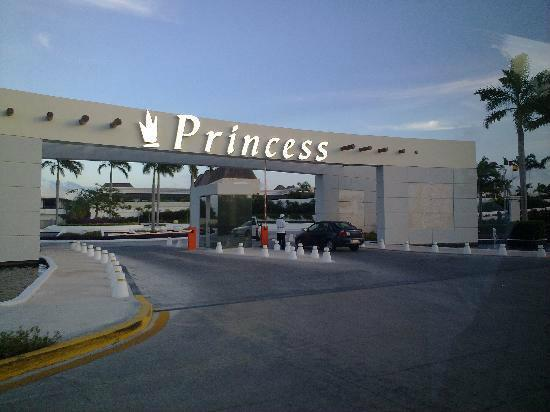 Grand Sunset Princess Grand Riviera Princess Resort Spa