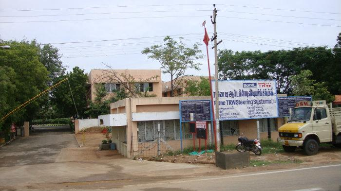 Rane TRW Steering System Ltd , Bhoodhakkudi Village- Viralimalai