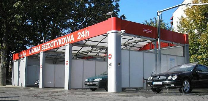 Chłodny Bezdotykowa myjnia samochodowa - Wash Park - Gdynia XP38