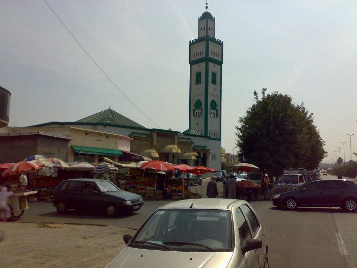 Masjid Mimosa Ain Sebaa