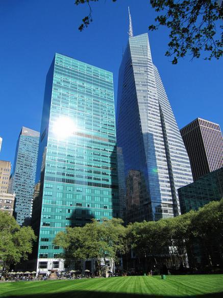 bank of america new york headquarters telephone number