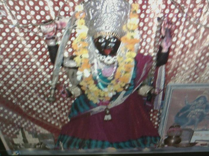 mini pavagadh shri mahakalimataji temple VAKTAPUR