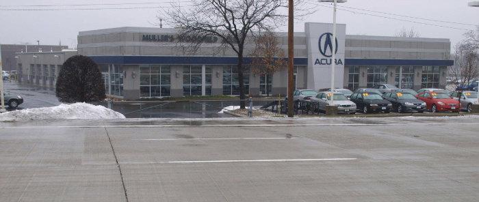 Mullers Woodfield Acura >> Muller S Woodfield Acura Hoffman Estates Illinois