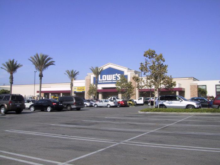 Lowe S Home Improvement Warehouse La Habra California