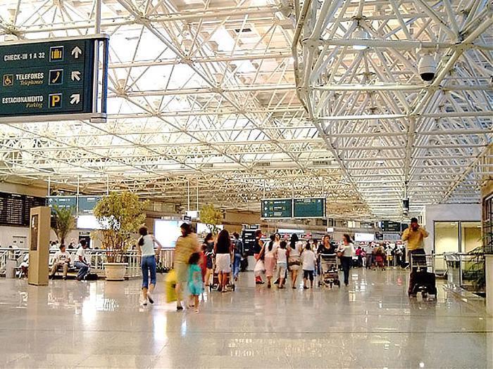 Antonio Carlos Jobim International Airport Galeao Gig Sbgl Rio