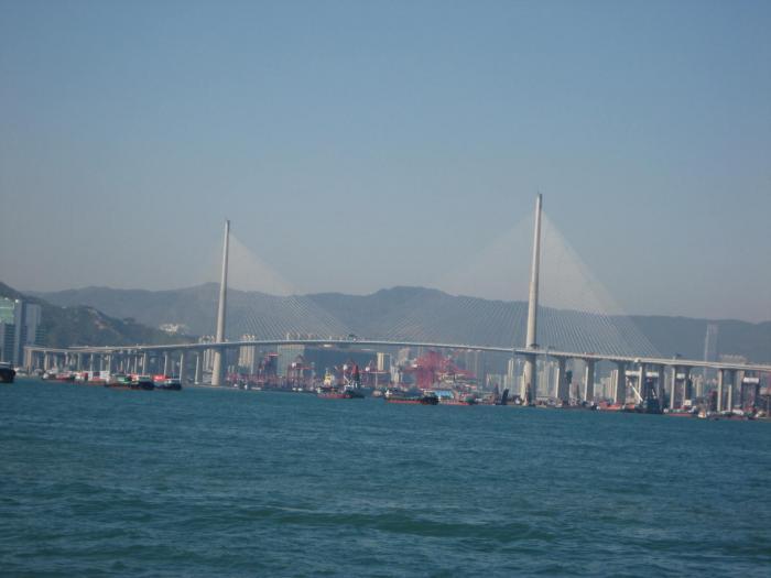 ストーンカッターズ橋 - 香港