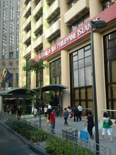 Bank of the Philippine Islands (BPI) Head Office Building - Makati