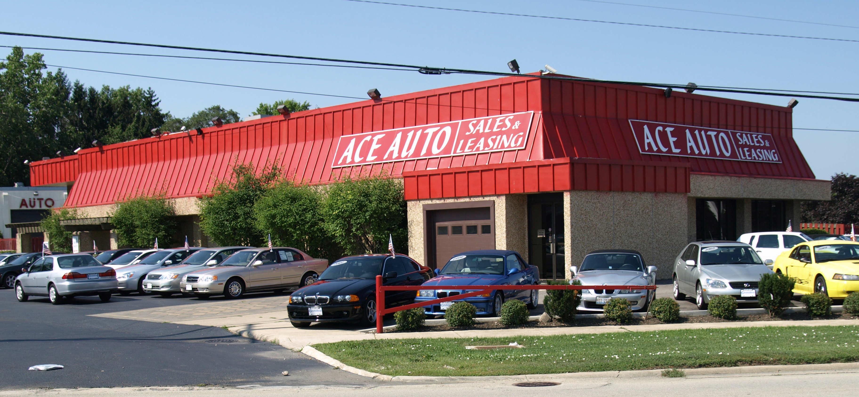 Ace Auto Sales >> Ace Auto Sales Lease Des Plaines Illinois