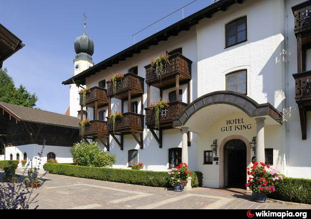 4 Sterne Spa Und Wellness Hotel Gut Ising Ising Am Chiemsee