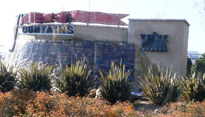The Fountains At Roseville Roseville California