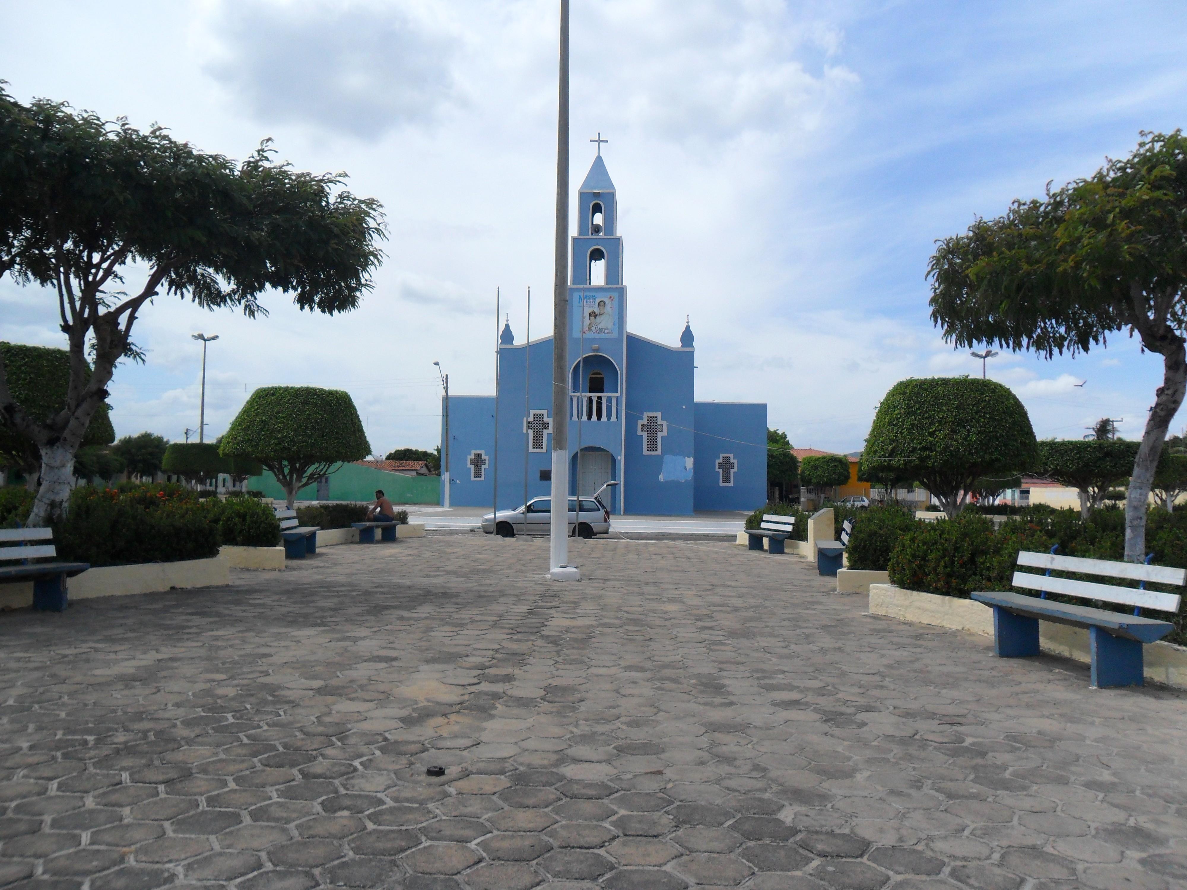 Praça de Senador Sá - Senador Sá | parque