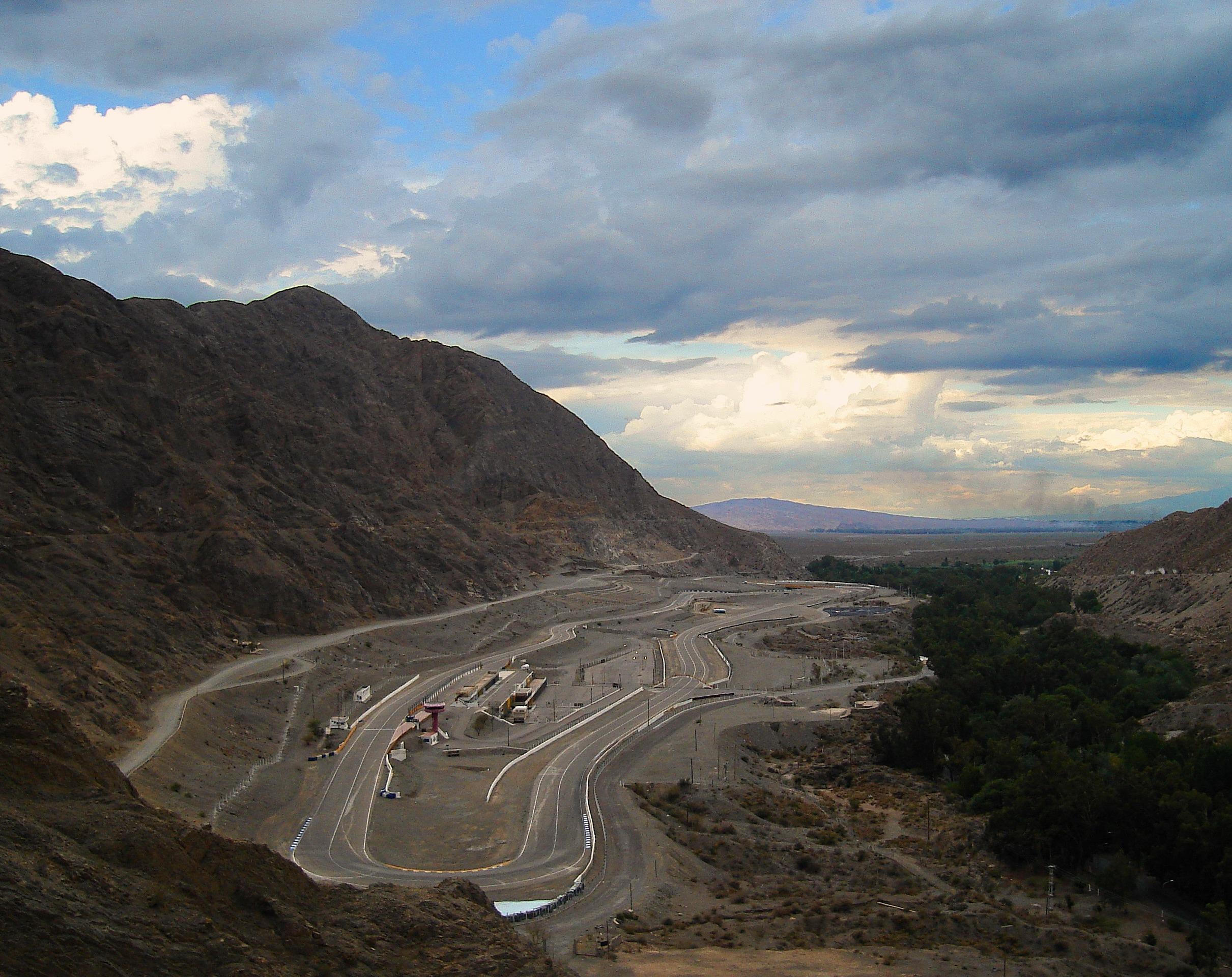 Circuito Zonda : Autódromo el zonda