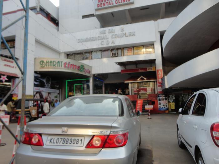 GCDA Complex - Kochi