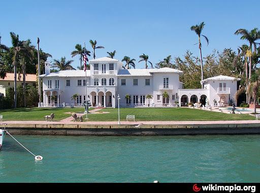 Scarface House - Miami Beach, Florida