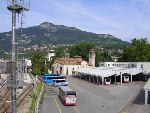Stazione delle Corriere - Trento