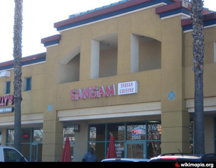 Sangam Indian Restaurant San Jose California Curry