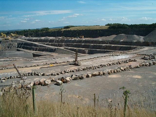 Hanson Aggregates Whatley Quarry