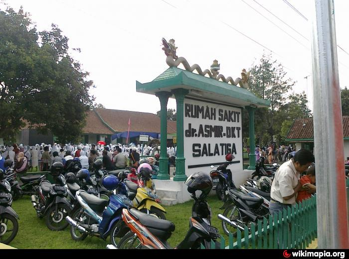 RST dr. Asmir, Salatiga.
