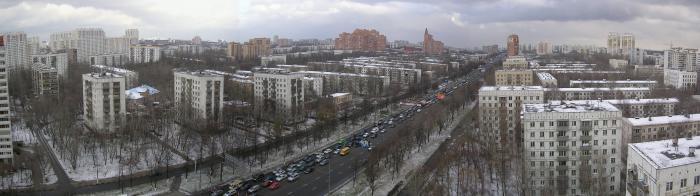 Улицы-района-Кузьминки