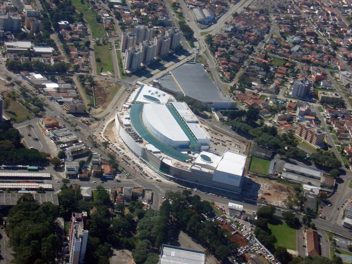 Shopping Palladium - Curitiba 161107a2cbf