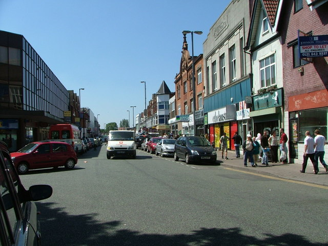 Photo of Erdington in Birmingham