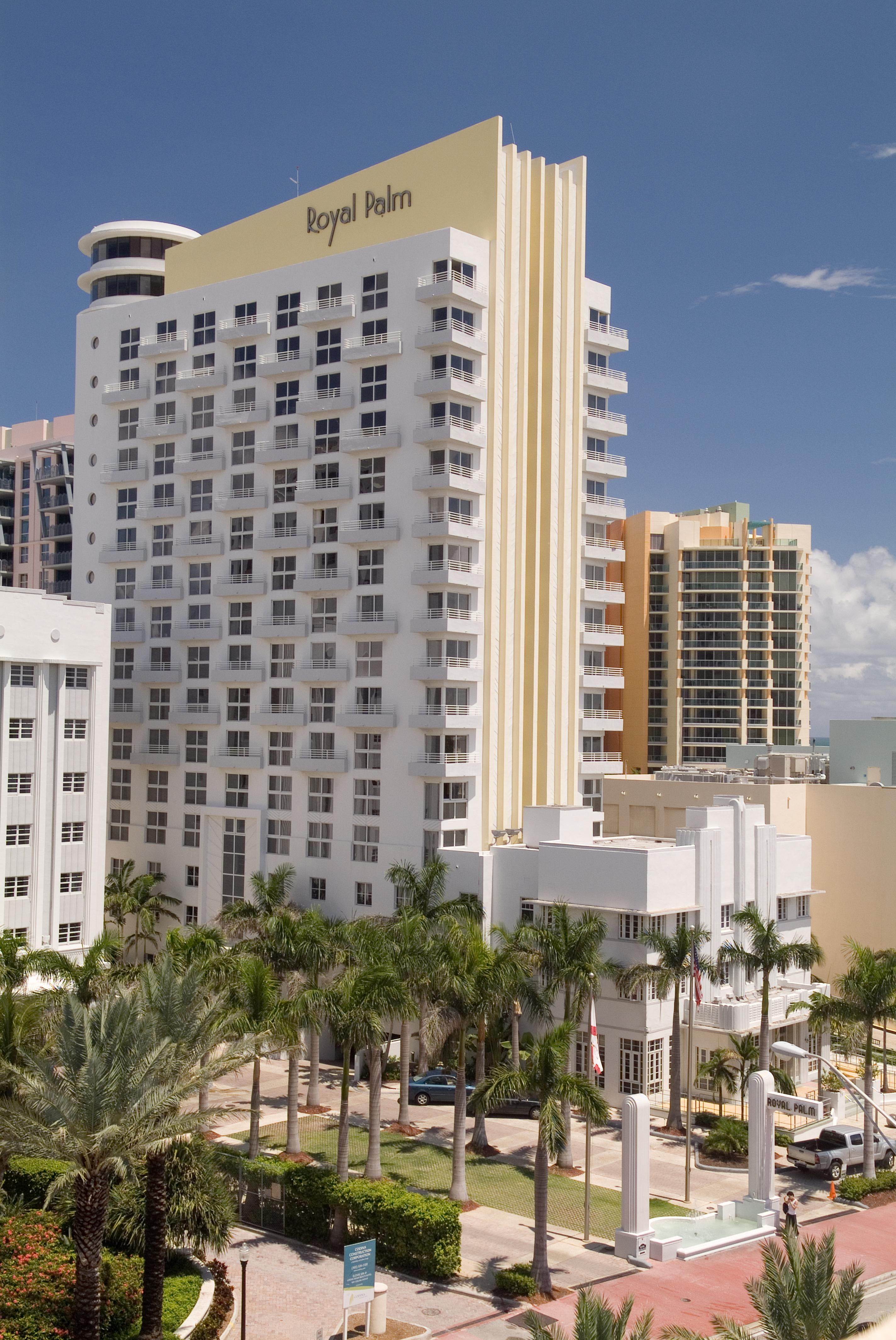 The Royal Palm Miami South Beach