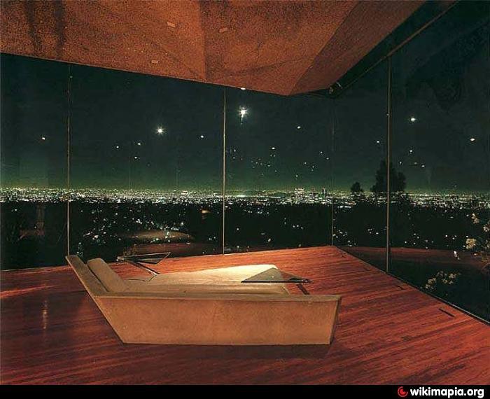 Sheats Goldstein House Los Angeles California