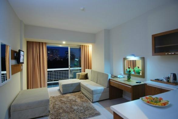 Grida City Hotel 4 Antalya Metropolitan Municipality