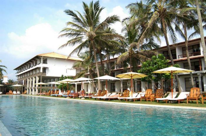 Jetwing Beach Hotel