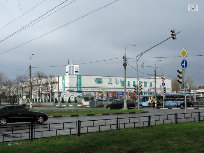 4ca672a88a63 Торговый дом «Медведково» - Москва