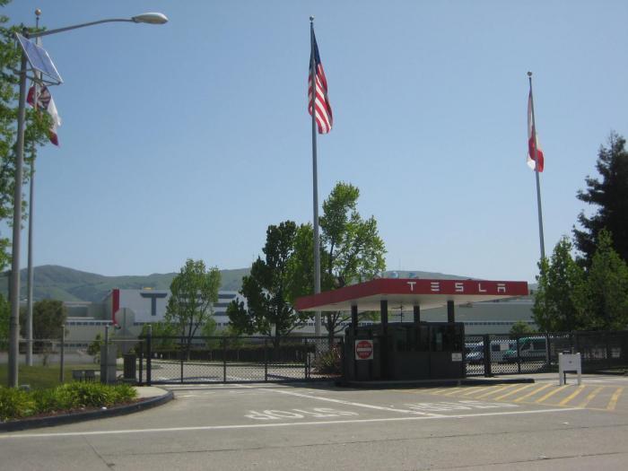 Tesla Factory Formerly Nummi Plant Toyota General Motors