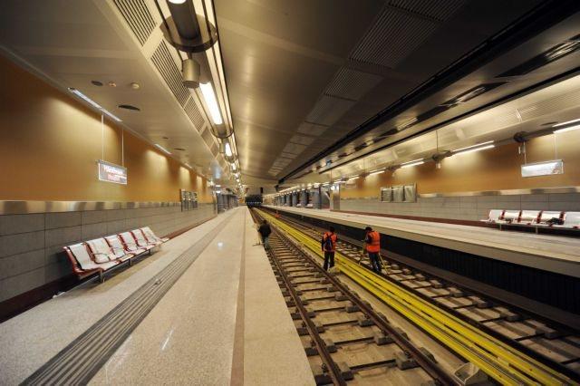 Sta8mos Metro Hlioypolh Hlioypolh