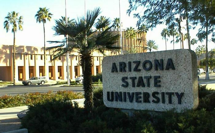 Image result for Arizona State University - Tempe