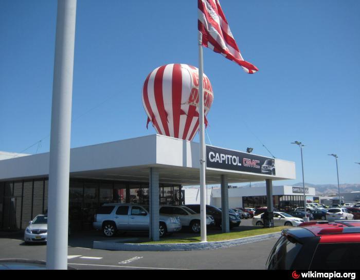 Capitol Buick Gmc >> Capitol Buick Gmc San Jose California