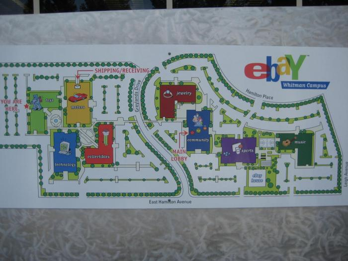 eBay Inc  - San Jose, California