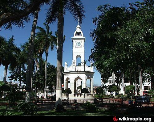 Ahuachapán (English)