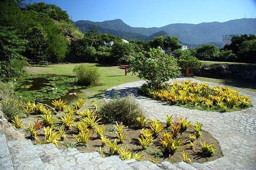 Parque Natural Municipal do Penhasco Dois Irmãos - Rio de Janeiro