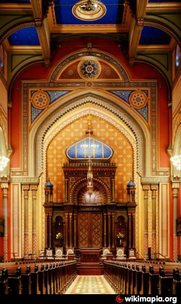 Central Synagogue - New York City, New York