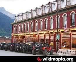 Grand Imperial Hotel And Restaurant Silverton Colorado