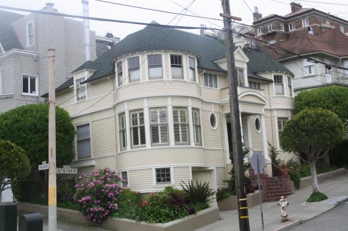 Mrs Doubtfire Filming Location San Francisco California