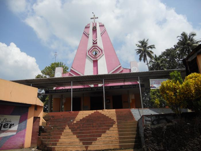 St Mary's Jacobite Church - Thodupuzha